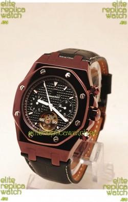 Audemars Piguet Royal Oak Tourbillon Brown PVD Watch