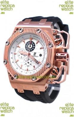 Audemars Piguet Royal Oak Offshore Limited Edition Survivor Rose Gold Watch