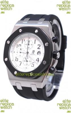 Audemars Piguet Royal Oak Offshore Limited Edition Chronograph Watch in Black Bezel