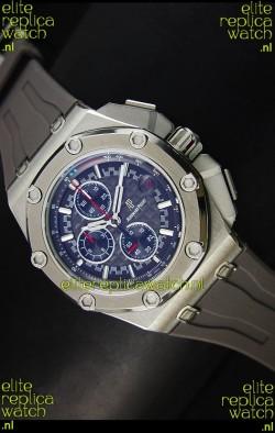 Audemars Piguet Royal Oak Offshore Michael Schumacher Quartz Movement Watch in Grey