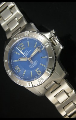Ball Hydrocarbon Spacemaster Automatic Replica Watch in Blue Dial - Original Citizen Movement
