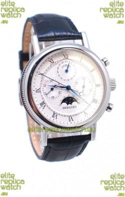 Breguet Grandes Classique N2653 Swiss Replica Watch in White Dial