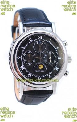 Breguet Classique N2653 Swiss Replica Watch in Black Dial