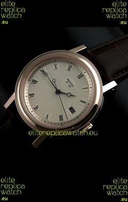 Breguet 526 Y Swiss Replica Watch in White Dial