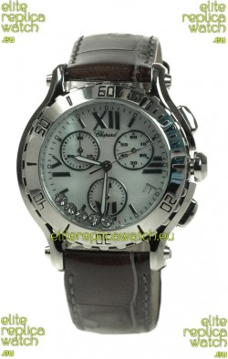 Chopard Happy Sport Diamonds Edition Replica Watch