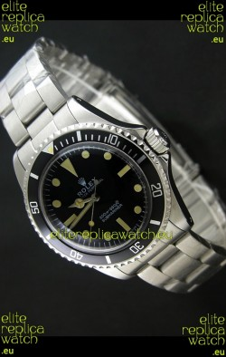 Rolex Submariner Classic Edition No Date Window Japanese Watch