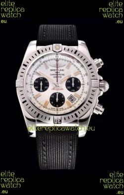 Breitling Chronomat Airbone 1:1 Mirror Replica Watch in White Dial