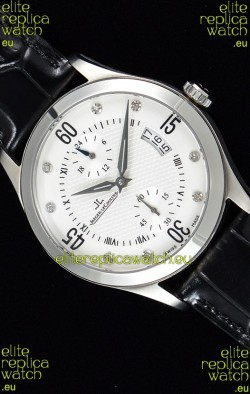 Jaeger LeCoultre Master Control Stainless Steel Swiss Replica Watch