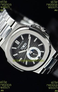 Patek Philippe Nautilus 5726A 1:1 Mirror Swiss Watch Grey Dial