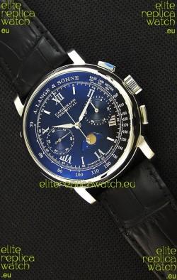 A. Lange & Söhne Datograph Perpetual Tourbillon Swiss Replica Watch
