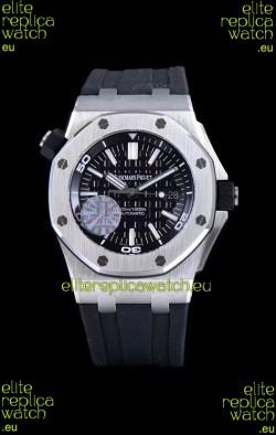 Audemars Piguet Royal Oak Offshore Diver 904L Steel 1:1 Mirror Replica Watch