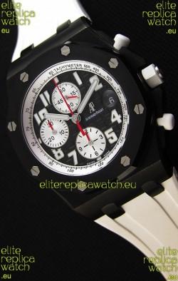 Audemars Piguet Royal Oak Offshore Black & White Marcus Edition 1:1 Mirror Replica Watch