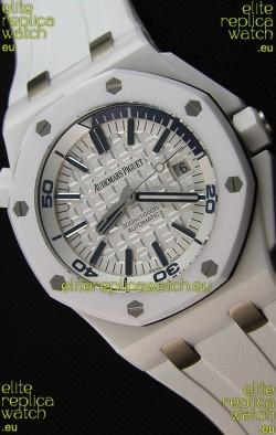 Audemars Piguet Royal Oak Offshore Diver Scuba Swiss Ceramic Watch Ultimate 2018 Updated Version