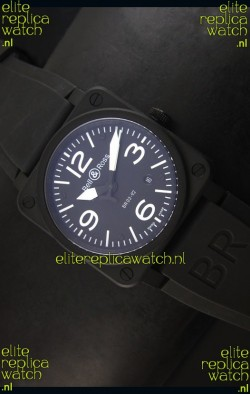 Bell & Ross BR03-92 Black Dial Swiss Replica Watch