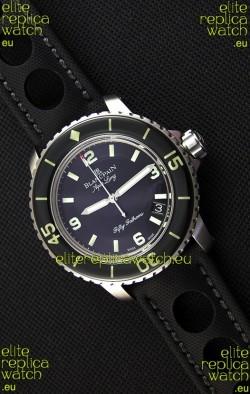 Blancpain Fifty Fathoms Aqua Lung Tribute Edition 1:1 Swiss Replica Watch