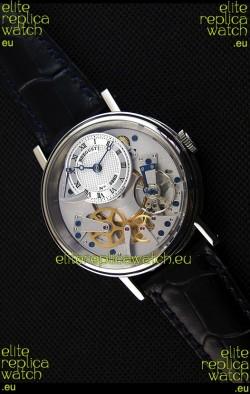 Breguet Tradition 7057BB/11/9W6 Pink Gold Dual Tourbillon Swiss 1:1 Mirror Replica Watch