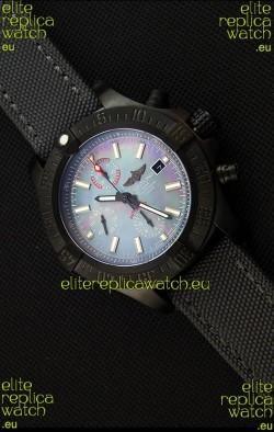 Breitling Avenger Titanium Case Swiss Replica Watch 1:1 Mirror Replica Watch