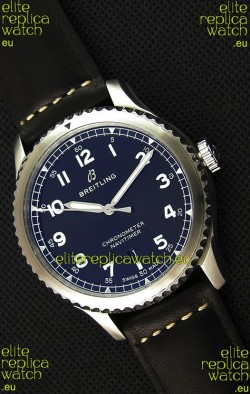 Breitling Navitimer 8 Automatic 41MM Swiss Replica Watch in Black Dial