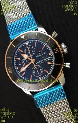 Breitling Superocean Heritage II Chronograph 46MM 1:1 Mirror Swiss Replica Watch