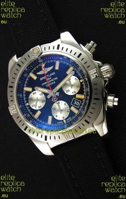 Breitling Chronomat Airborne Black Dial 1:1 Mirror Replica Watch