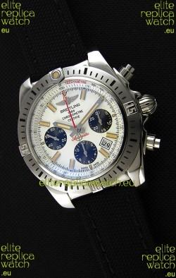 Breitling Chronomat Airborne White Dial 1:1 Mirror Replica Watch