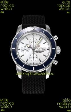 Breitling SuperOcean Heritage II 44MM White Dial Swiss Replica Watch