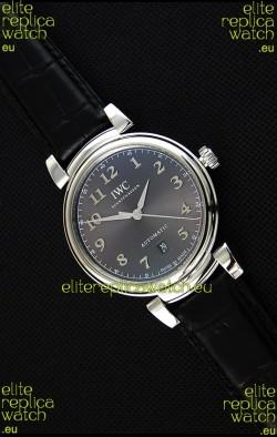 IWC Schaffhausen DA Vinci IW356602 Automatic Swiss Watch White Dial 1:1 Mirror Replica