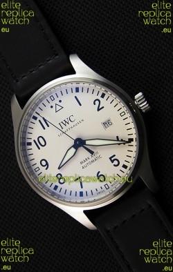 IWC Pilot's MARK XVIII IW327012 Black Dial Swiss Replica Watch 1:1 Mirror Edition