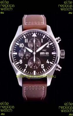 IWC Pilot's Chronograph IW377713 Antoine De Saint Exupéry 904L Steel 1:1 Mirror Replica