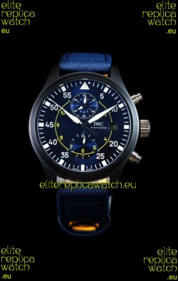 IWC Pilot's Chronograph IW389008 Blue Angels Edition 1:1 Mirror Replica Watch
