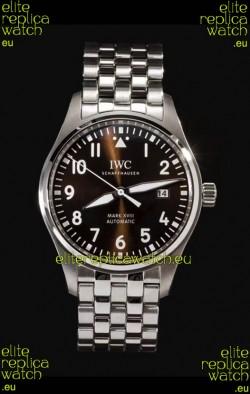 IWC MARK XVIII Antoine de Saint-Exupéry Edition in 904L Brown Dial 40MM - 1:1 Mirror Replica