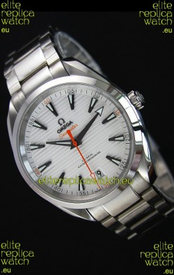 Omega Seamaster Aqua Terra Co-Axial Stainless Steel Strap Swiss Replica 1:1 Mirror Replica Watch