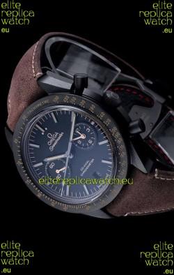 Omega Speedmaster Dark Side of the Moon Ceramic Case Black Dial 1:1 Mirror Replica