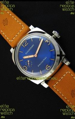 Panerai Radiomir PAM690 1940 Steel Blue Dial Swiss Replica 1:1 Mirror Watch