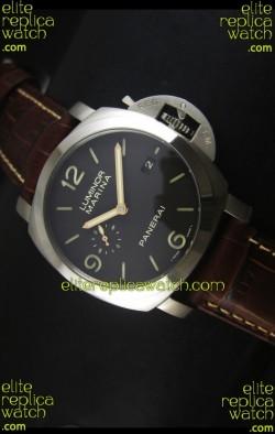 Panerai Luminor Marina Titanium PAM351 1:1 Mirror Edition Swiss Watch