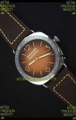 Panerai Radiomir PAM687 Acciaio Brevettato 1:1 Mirror Replica Watch
