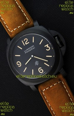 Panerai Luminor Marina Carbotech Saudi Limited Edition Swiss Replica Watch