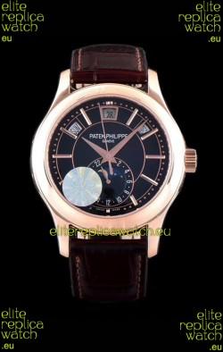 Patek Philippe 5205R-010 Complications MoonPhase 1:1 Mirror Swiss Replica Watch