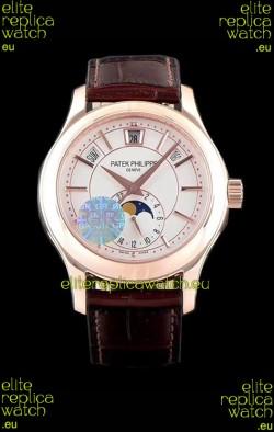 Patek Philippe 5205R-001 Complications MoonPhase 1:1 Mirror Swiss Replica Watch