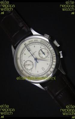 Patek Philippe Complications 5170G Cream Dial Swiss Replica Watch