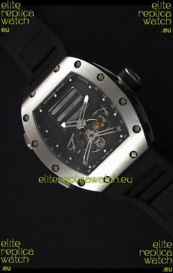 Richard Mille RM069 Tourbillon Erotic Stainless Steel Case Replica Watch