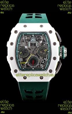 Richard Mille RM11-03 Le Mans Classic Ceramic Replica Watch
