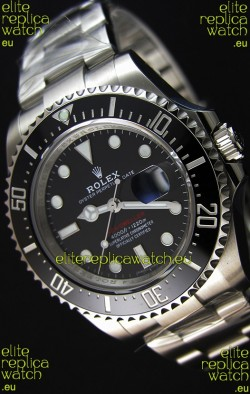 Rolex Sea-Dweller 50h Anniversary REF# 126600 Swiss Replica 1:1 Mirror - Ultimate 904L Steel Watch