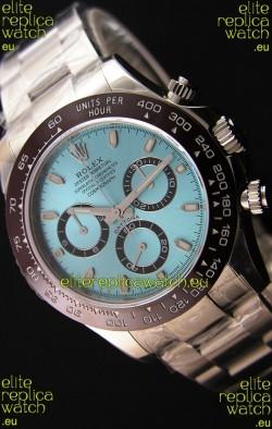 Rolex Cosmograph Daytona 116506 ICE BLUE Dial Original Cal.4130 Movement - Ultimate 904L Steel Watch