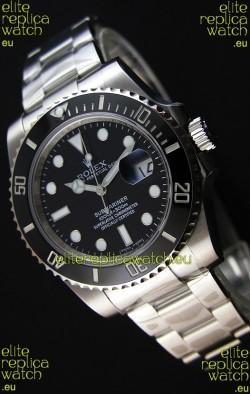 Rolex Submariner Ref#116610 Swiss Replica 1:1 Mirror - Ultimate 904L Steel Watch