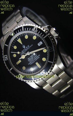 Rolex Sea Dweller Submariner 2000 Vintage Styled Swiss Replica Watch