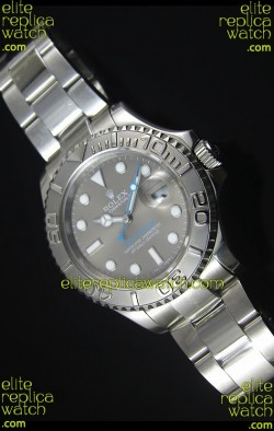 Rolex Yachtmaster Grey Dial 1:1 Swiss Replica Watch