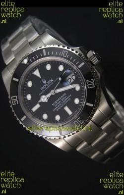 Rolex Submariner 116610 Black Ceramic - The Ultimate Best Edition 2017 Swiss Replica Watch