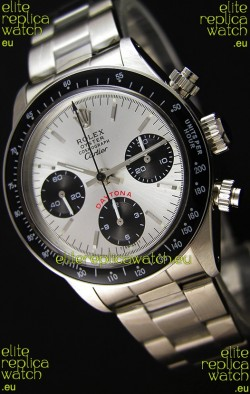 Rolex Daytona Vintage 6263 for CARTIER Edition Swiss Replica -  904L Steel Watch