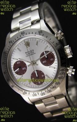 Rolex Daytona Vintage REF 6239 Swiss Replica Watch - 904L Steel Watch